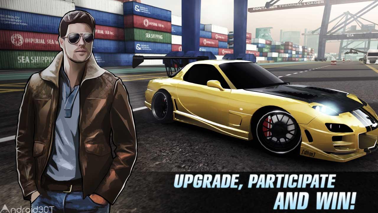 دانلود Drag Battle racing 3.25.81  – بازی مسابقات خیابانی اندروید