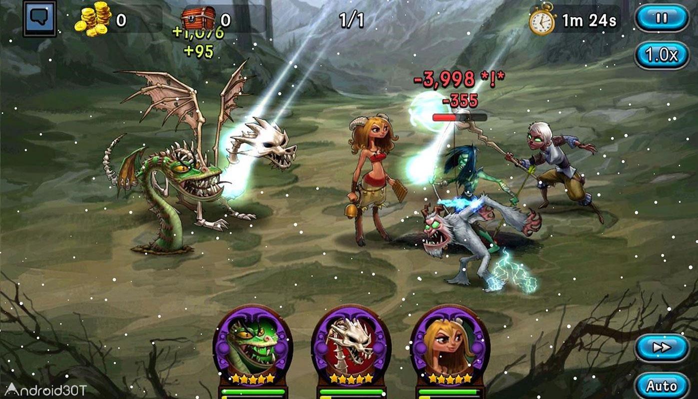 دانلود DragonSoul 2.16.1 – بازی اکشن روح اژدها اندروید