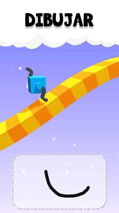 دانلود Draw Climber 1.11.09 – بازی آرکید کشیدن بالارونده اندروید