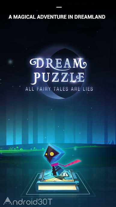 دانلود Dream Puzzle: Unblock the Road 1.0.7 – بازی پازلی افسانه های رویایی اندروید