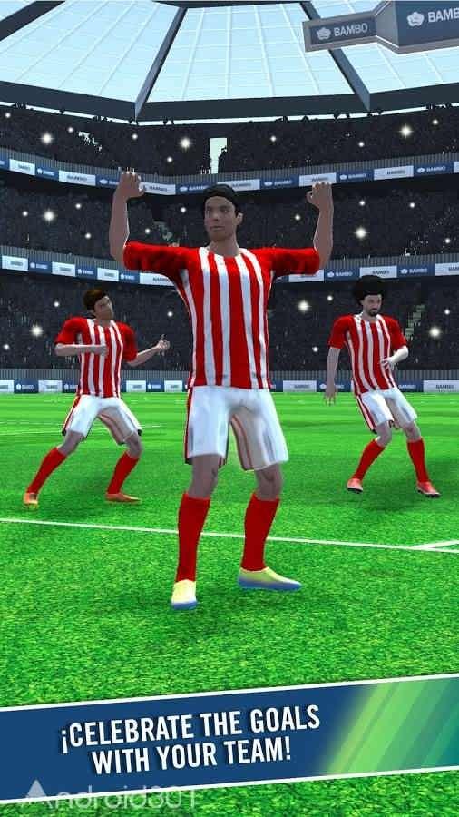 دانلود Dream Soccer Star 2.1.3 – بازی ستاره رویایی فوتبال اندروید