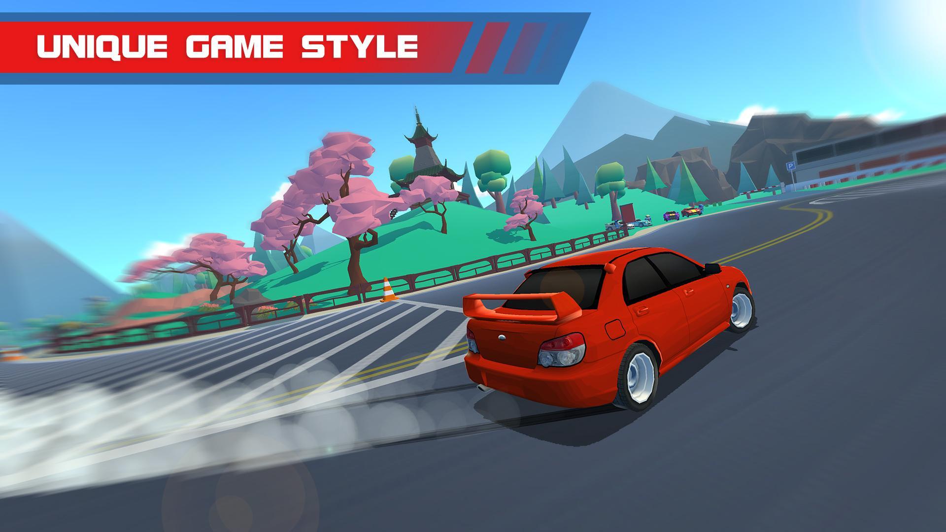 دانلود Drift Clash Online Racing 1.3 – بازی ماشین سواری دریفت آنلاین اندروید