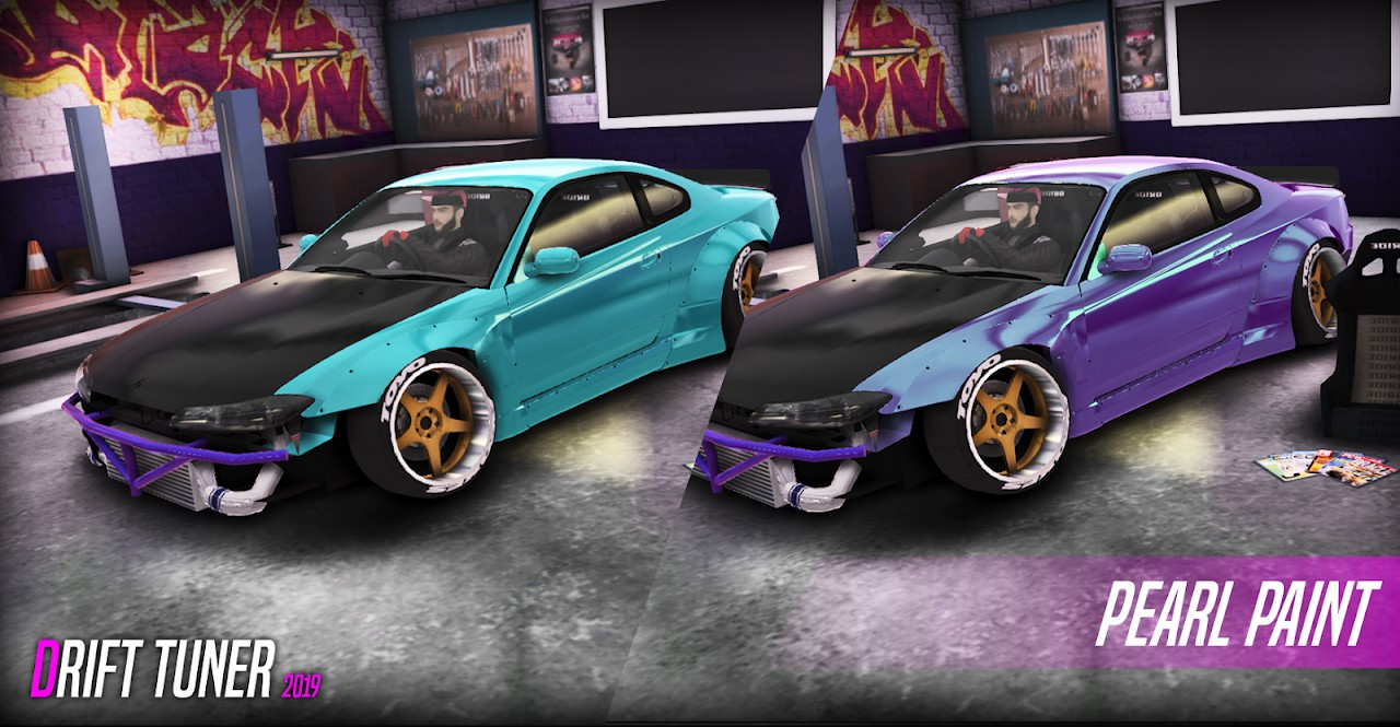 Drift Tuner 2019 - Underground Drifting Game