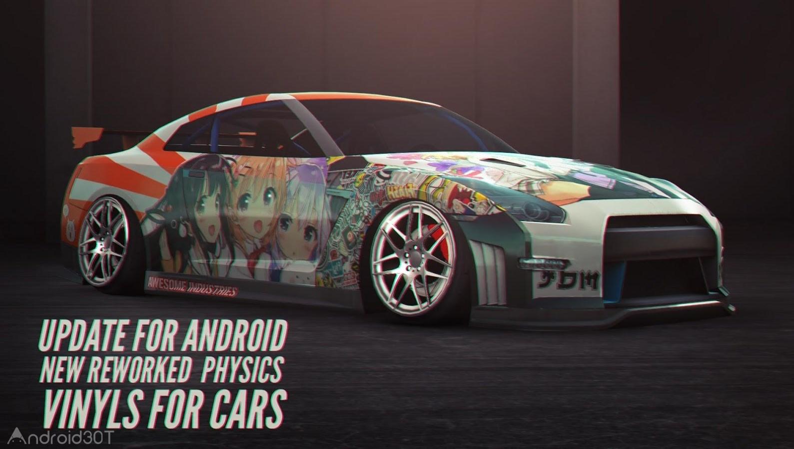 Drift Zone 2 2.4 – بازی اتومبیل رانی دریفت زون 2 اندروید + مود
