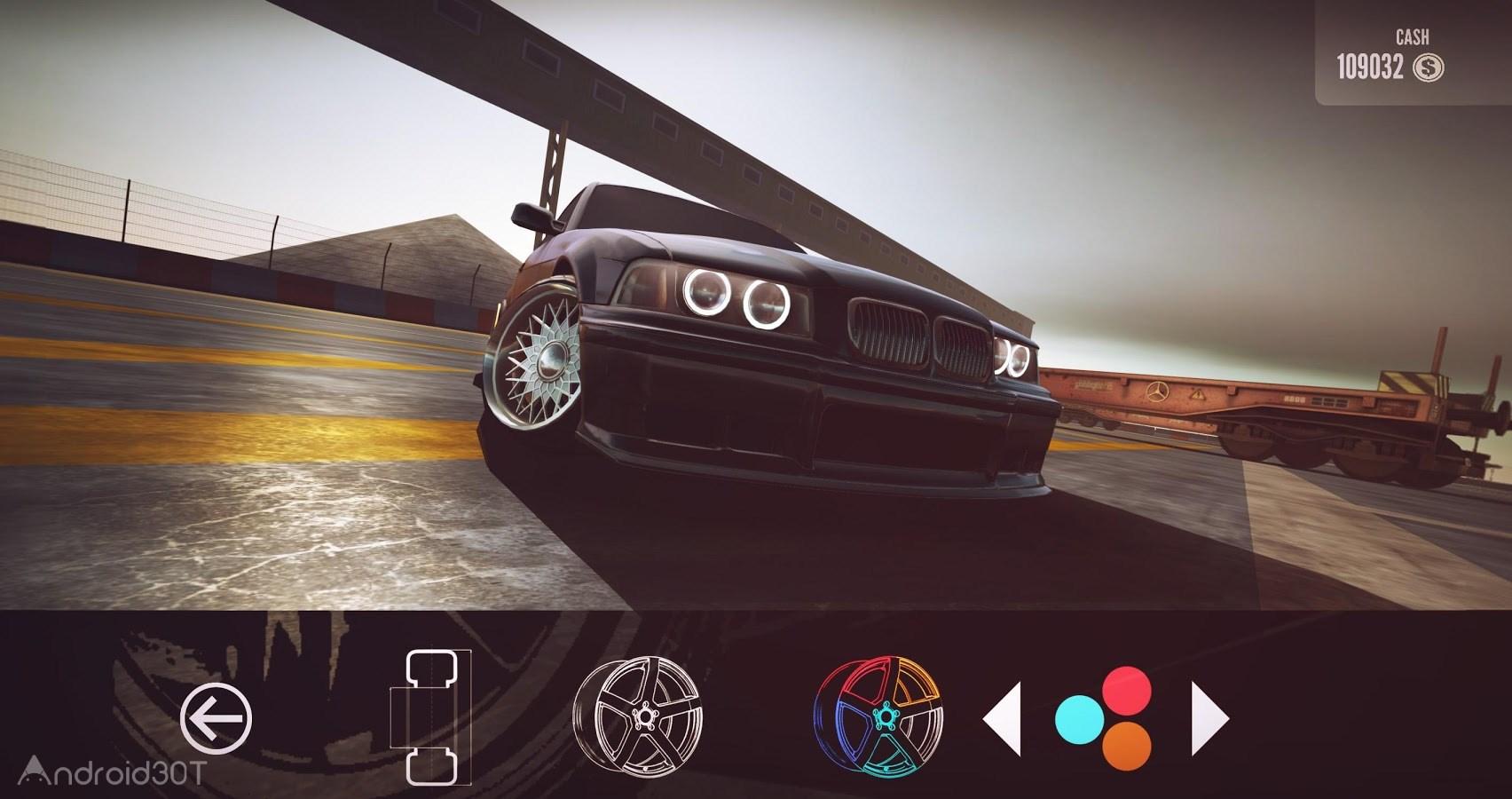 Drift Zone 2.1 – بازی فوق العاده دریفت ماشین ها اندروید