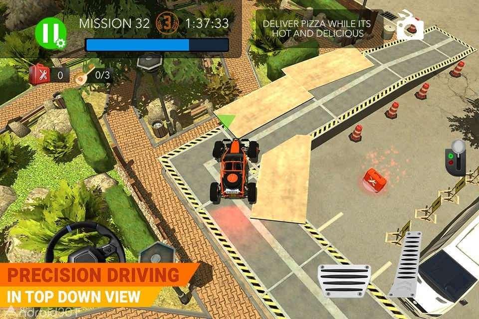 دانلود Driving Quest 1.0 – بازی جذاب رانندگی در شهر برای اندروید