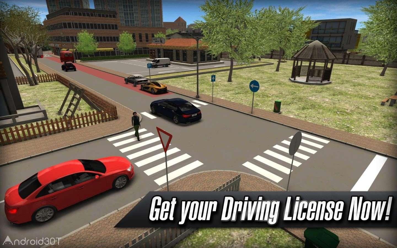 دانلود Driving School 2016 v2.0.0 – بازی آموزش رانندگی در شهر اندروید