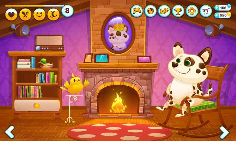 دانلود Duddu – My Virtual Pet 1.62 – بازی نگهداری از دودو حیوان خانگی اندروید