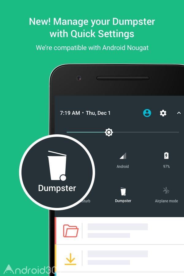 دانلود Dumpster Image & Video Restore Premium 3.4.377 – بازیابی عکس و فیلم اندروید
