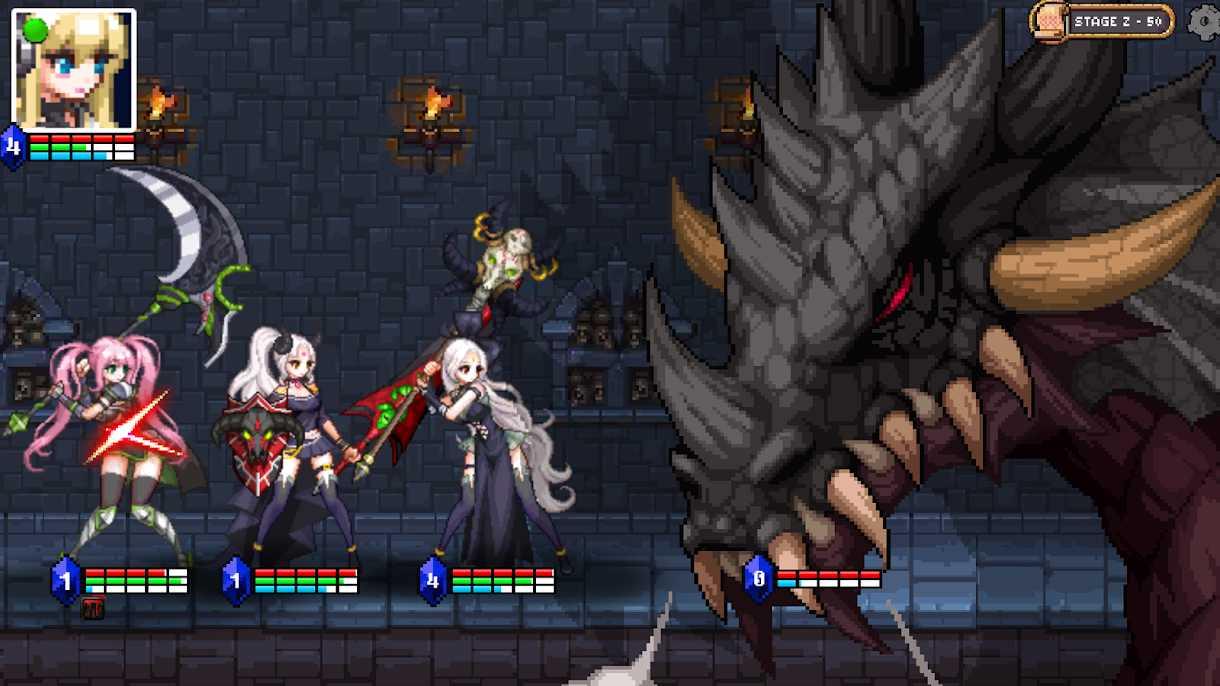 دانلود 271 Dungeon Princess – بازی نقش آفرینی سیاهچال اندروید