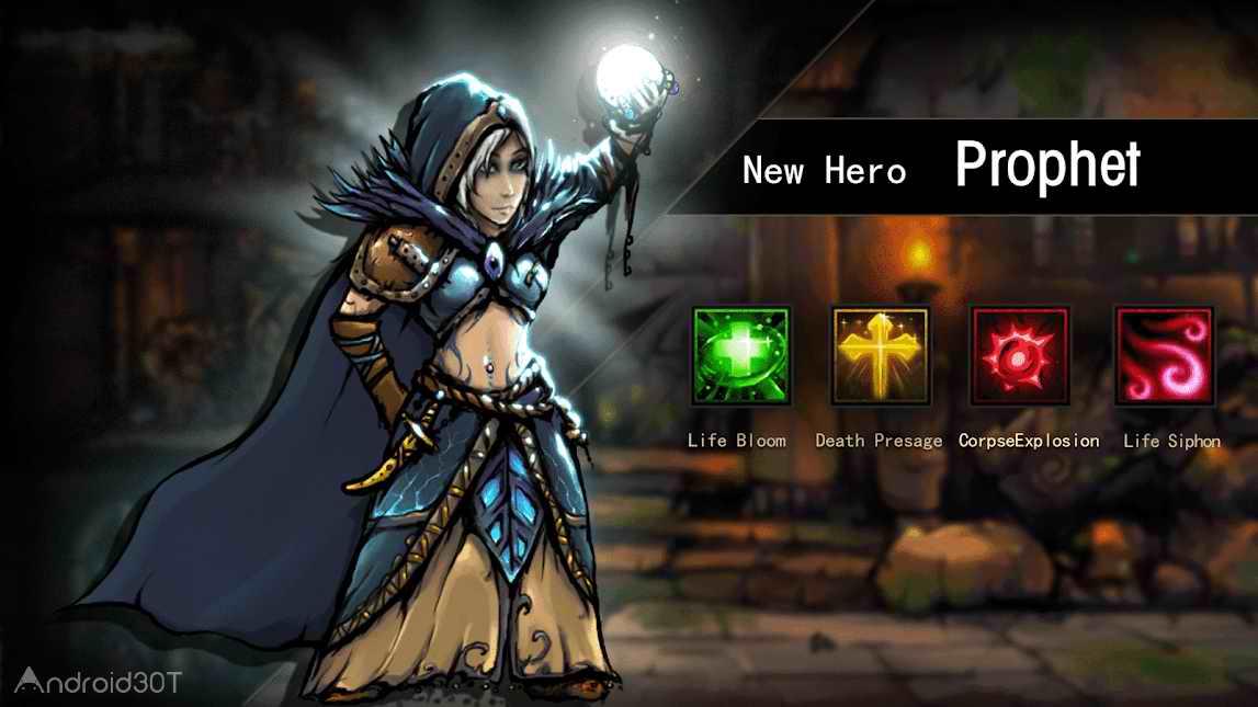 دانلود Dungeon Survival 1.42 – بازی بقاء در سیاه چال اندروید