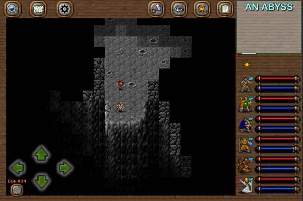 دانلود Dungeons of Chaos 2.4.100 – بازی آشفتگی سیاه چال اندروید