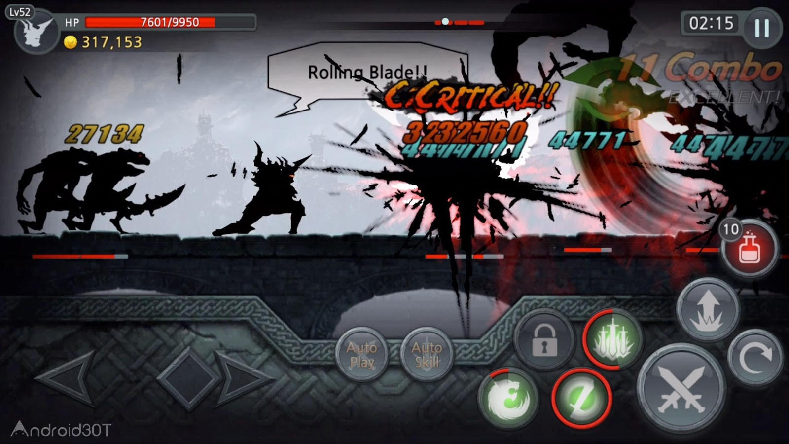 دانلود Dunkelschwert (Dark Sword) 2.3.6 – بازی نقش آفرینی شمشیر تاریکی اندروید