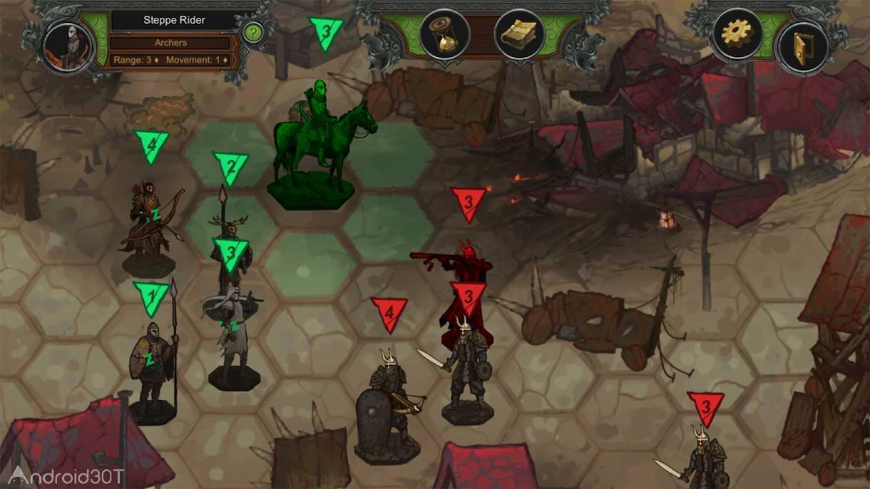 دانلود Dust and Salt 1.2.7 – بازی نقش آفرینی برای اندروید