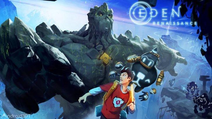دانلود Eden Renaissance 1.1 – بازی ماجراجویی بی نظیر اندروید