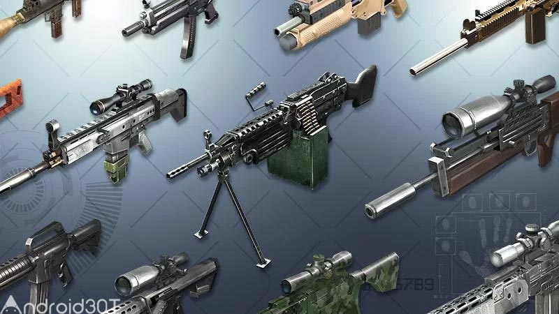دانلود Elite Killer: SWAT 1.5.3 – بازی جدید قاتل حرفه ای اندروید