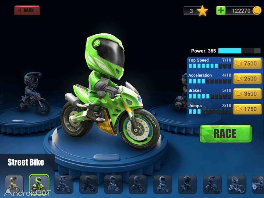 دانلود Elite Trials 1.0.42 – بازی موتورسواری گرافیکی برای اندروید