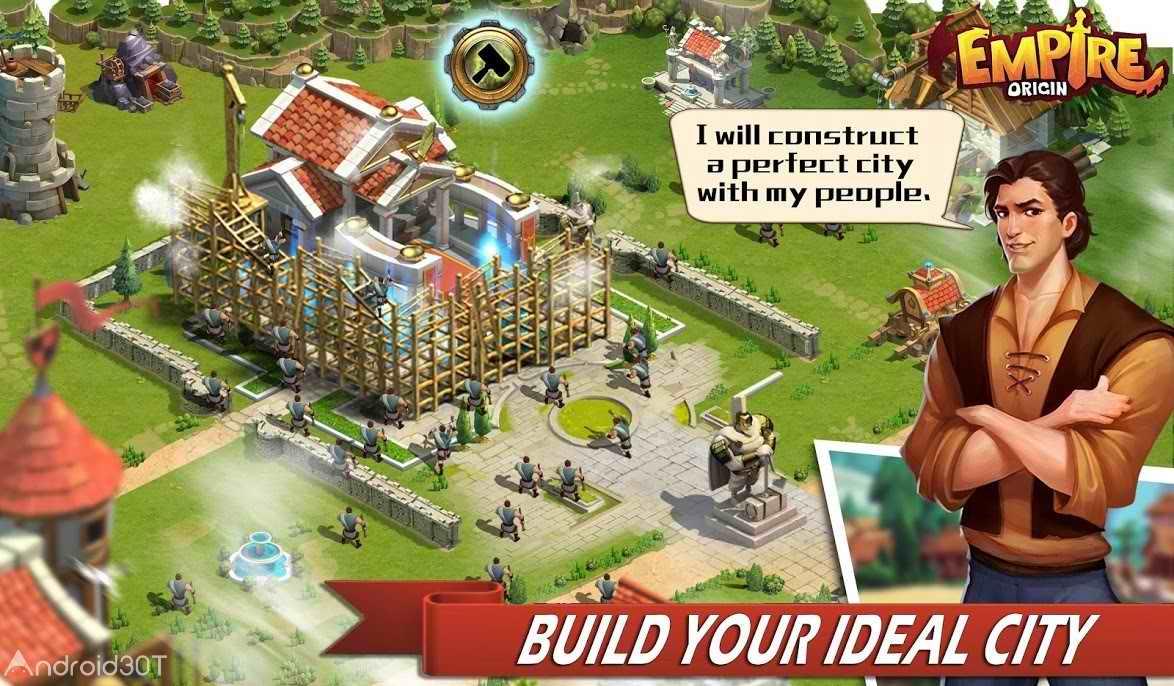 دانلود Empire: Origin 0.0.92 – بازی استراتژیکی امپراطوری اندروید