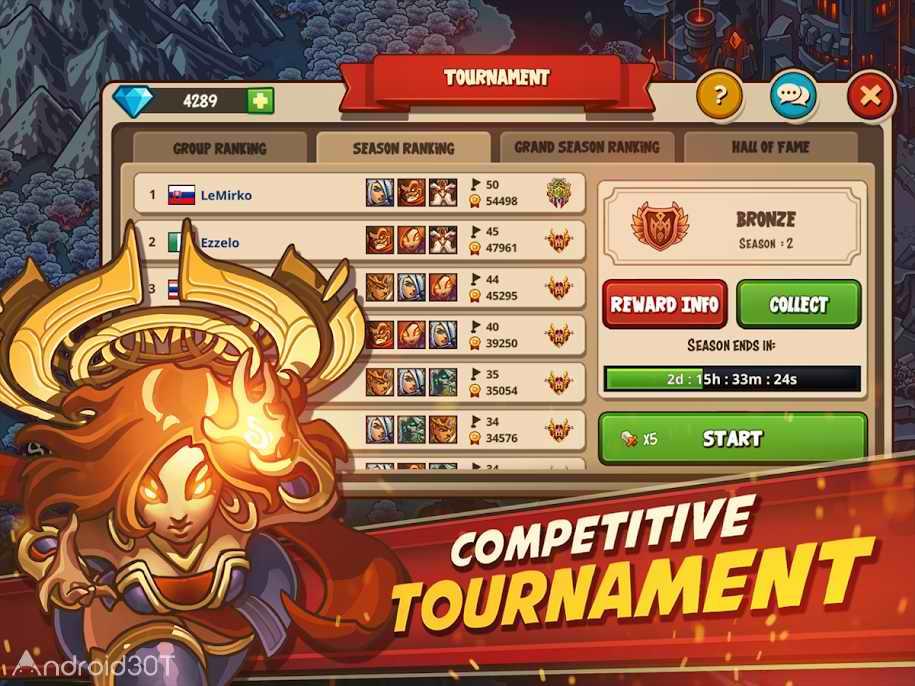 دانلود Empire Warriors TD Premium 2.2.0 – بازی استراتژیکی جنگجویان امپراطوری اندروید