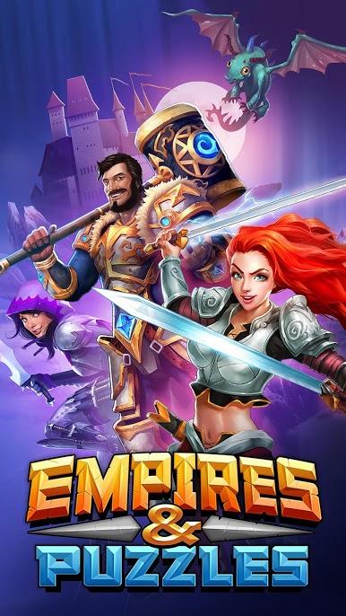دانلود Empires & Puzzles: RPG Quest 37.0.1 – بازی امپراطوری ها و پازل ها اندروید