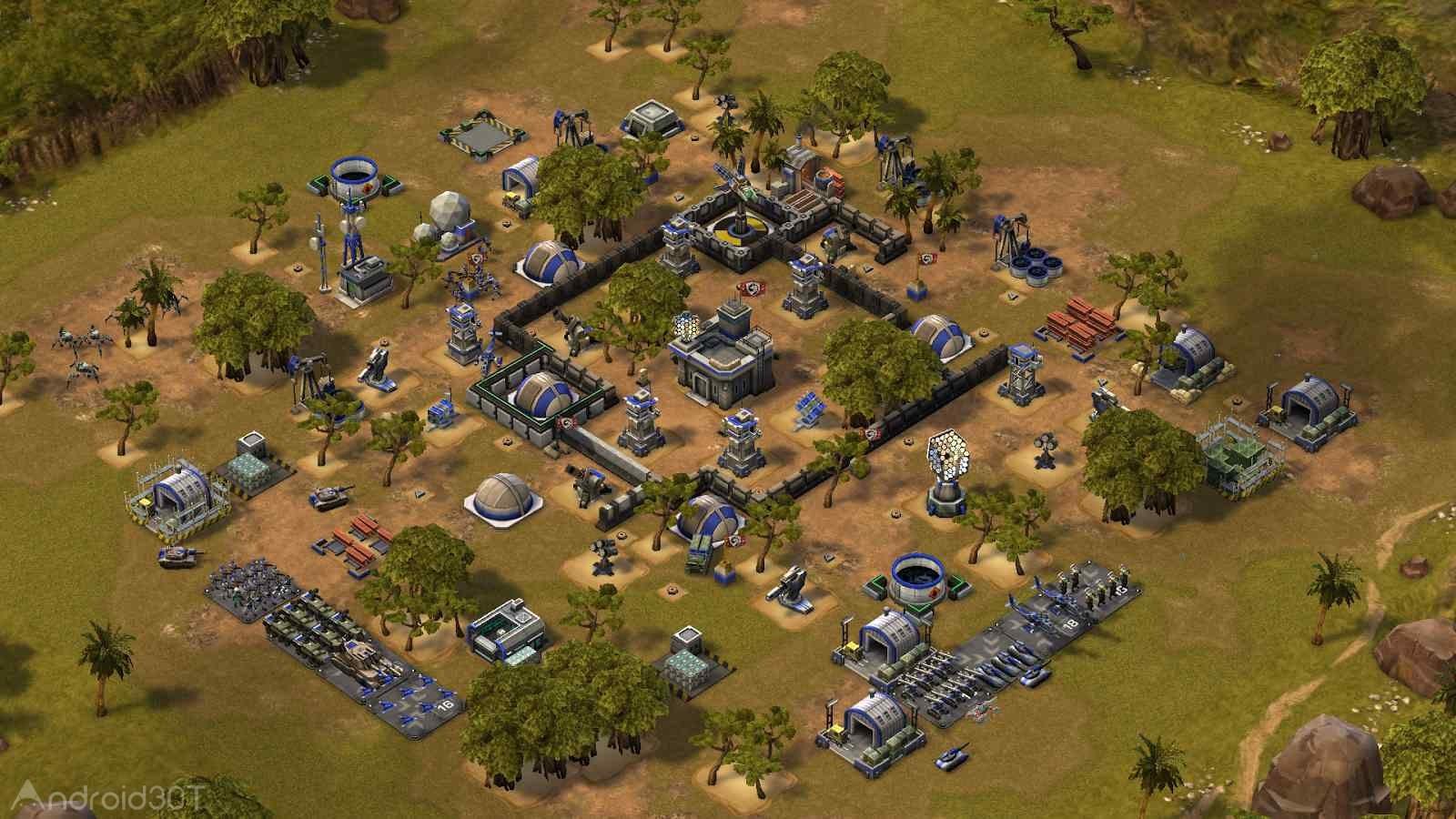 دانلود Empires and Allies 1.110.1450040 – بازی استراتژیکی آنلاین اندروید