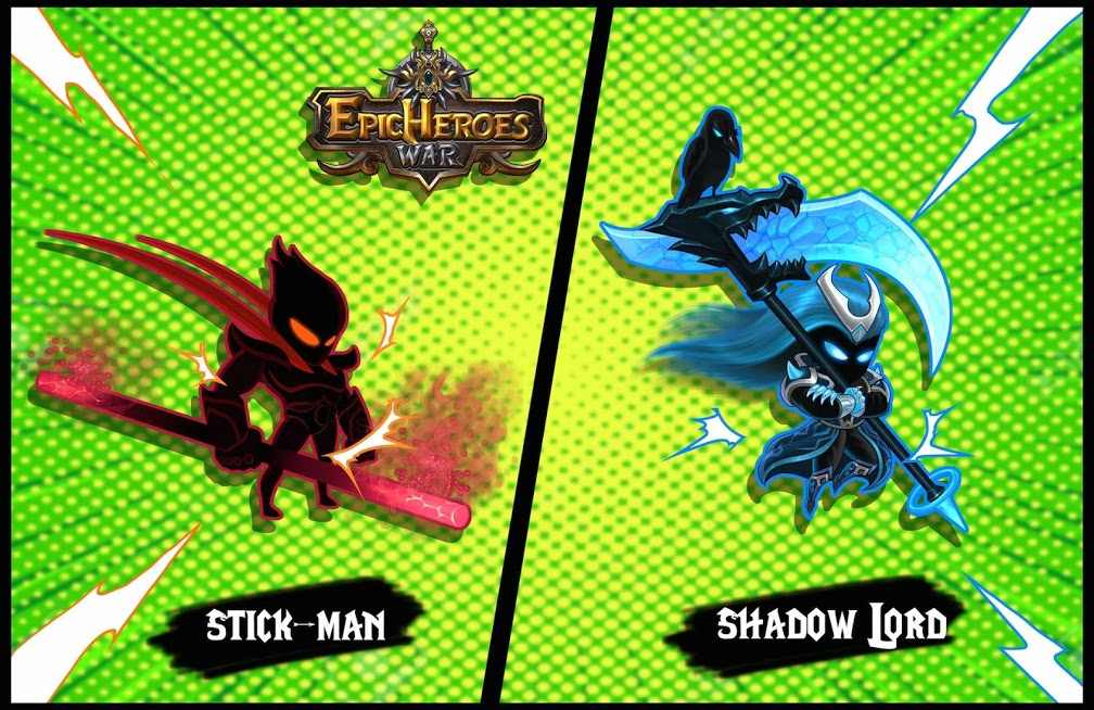دانلود Epic Heroes War 1.11.3.413 – بازی نبرد حماسی قهرمانان برای اندروید