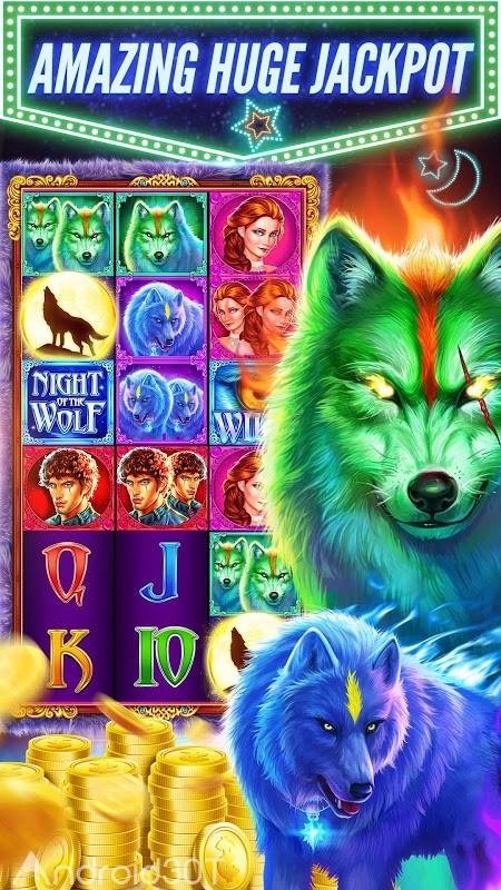 دانلود Epic Jackpot Slots 1.14 – بازی تفننی اندروید