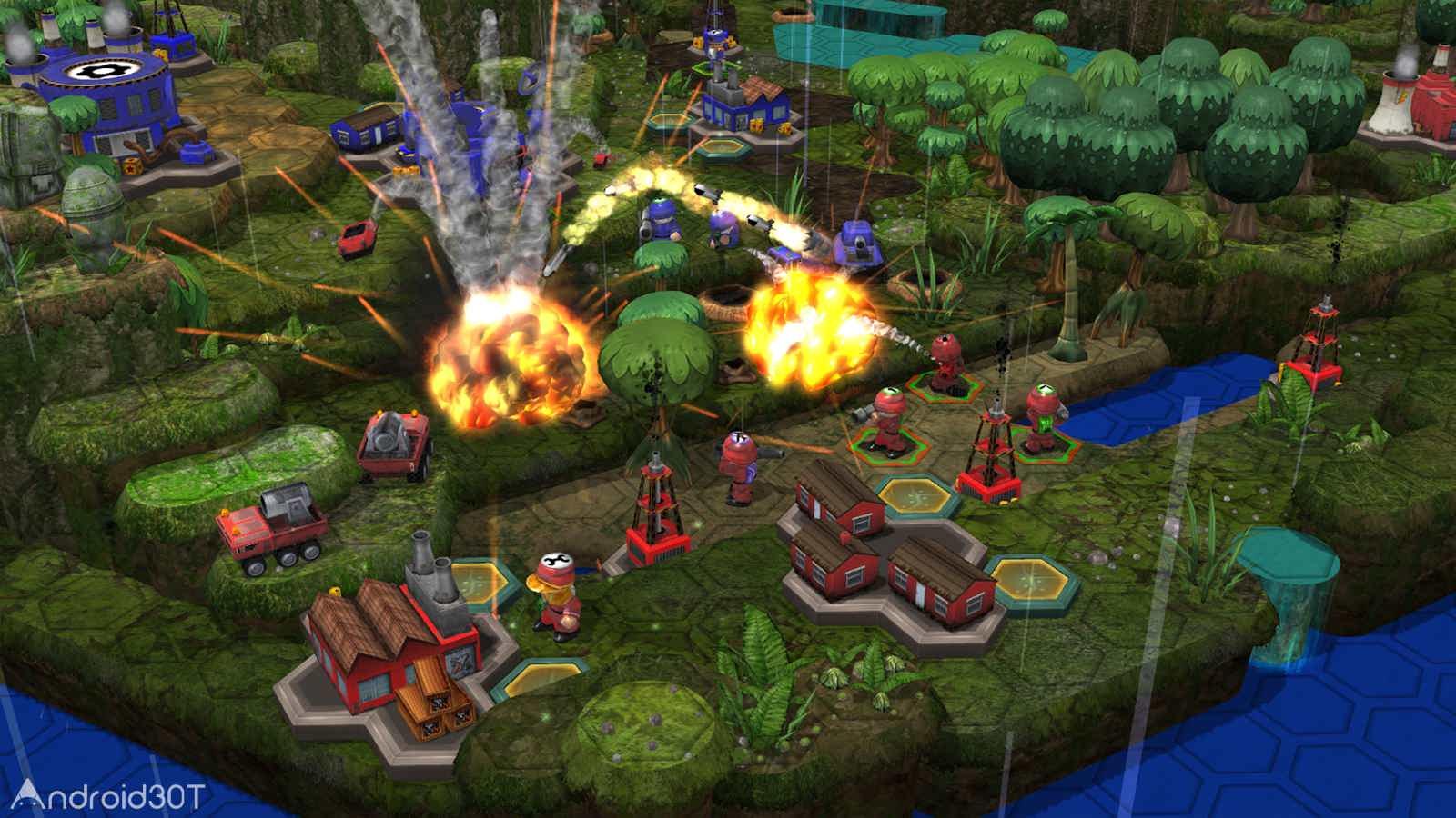 دانلود Epic Little War Game 1.10 – بازی استراتژیک جنگ کوچک حماسی اندروید