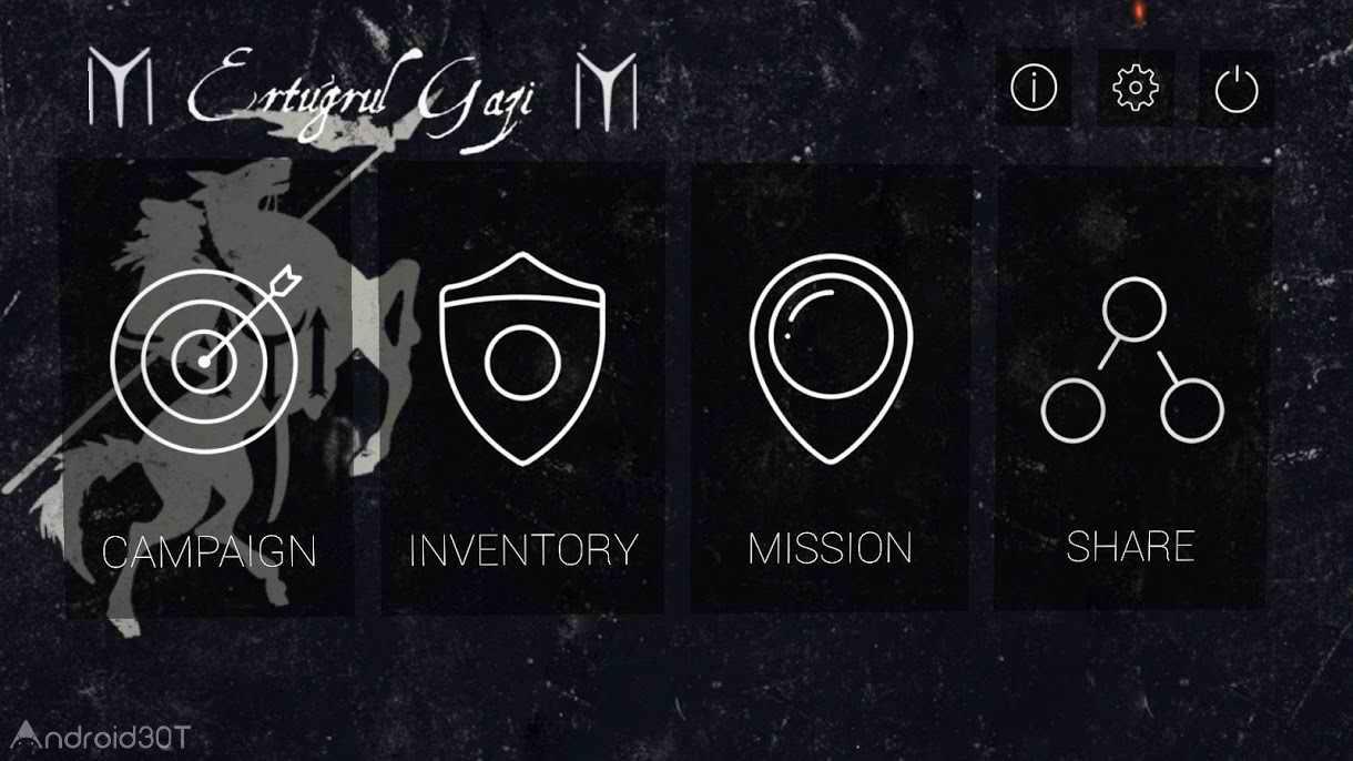 دانلود Ertugrul Gazi 1.3 – بازی نبرد با شمشیر برای اندروید