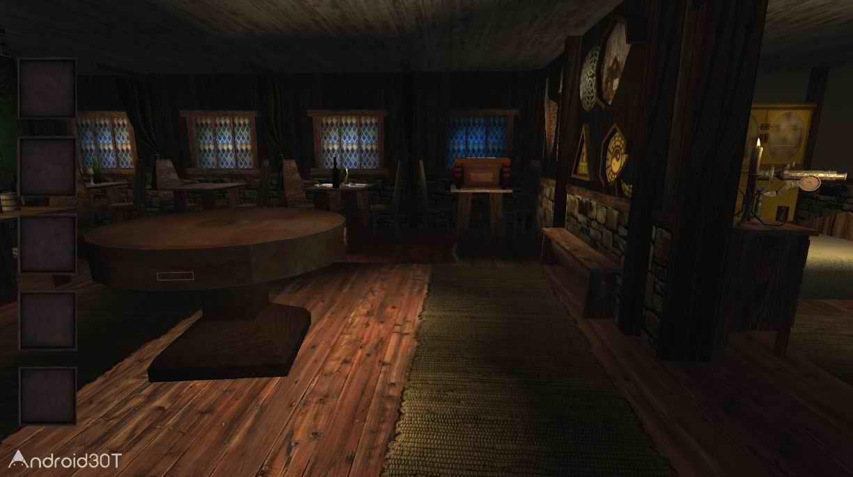 دانلود Escape! Drone 1.1 – بازی پازلی فرار از اتاق برای اندروید
