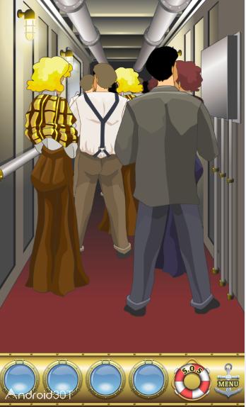 دانلود Escape Titanic 1.7.5 – بازی پازلی فرار از تایتانیک اندروید