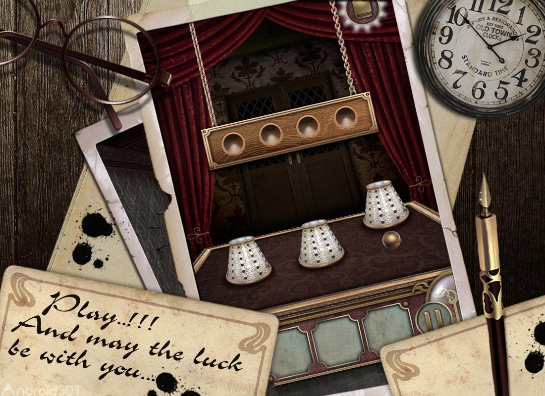 دانلود 1.7.3 Escape the Mansion – بازی فکری فرار از عمارت اندروید