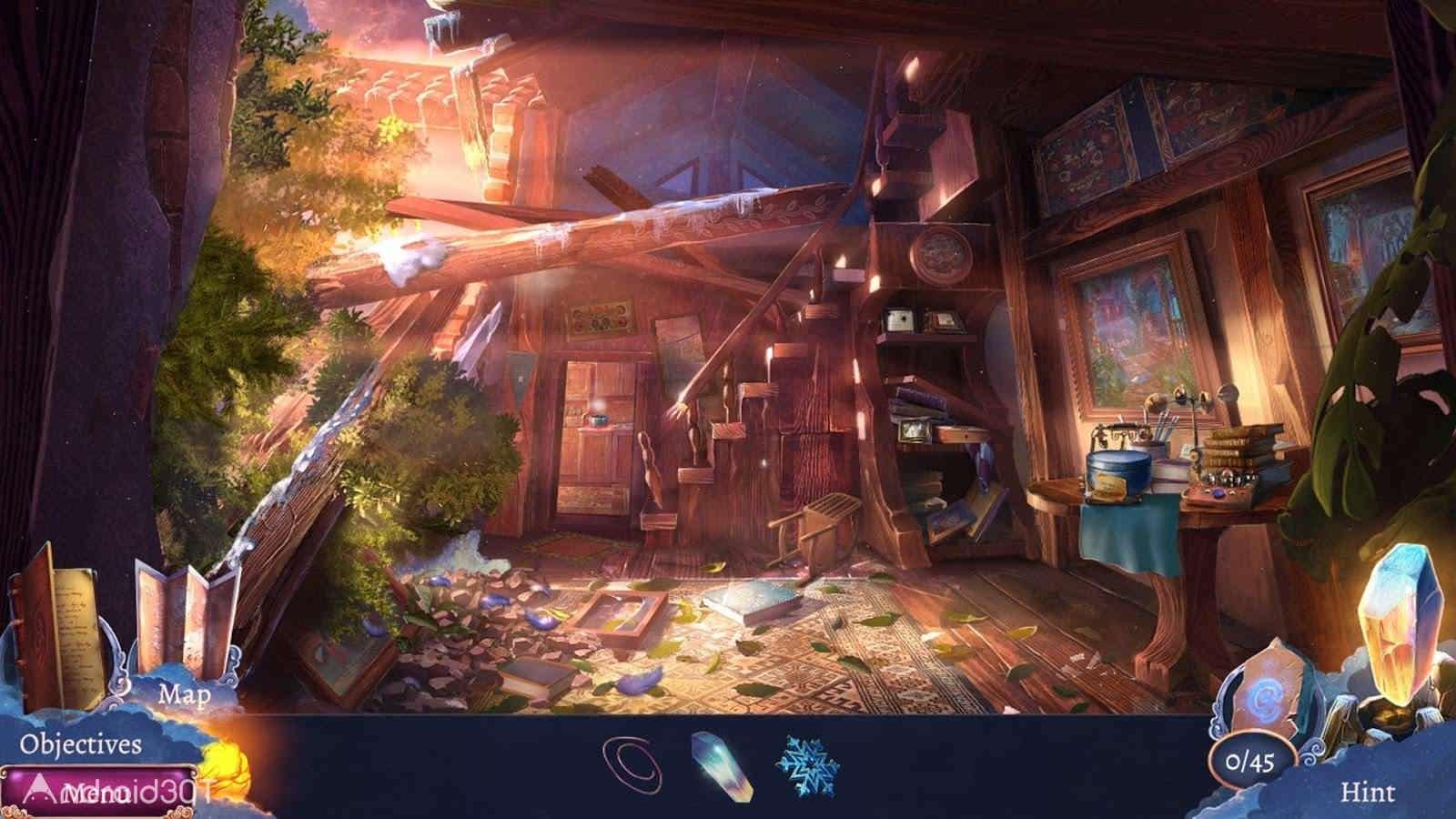 دانلود Eventide 3 Legacy of Legends (Full) v1.0 – بازی ماجراجویی دیتا دار برای اندروید