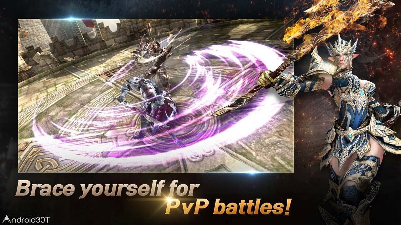 EvilBane: Rise of Ravens 1.2.1 – بازی نقش آفرینی زهر شیطان اندروید