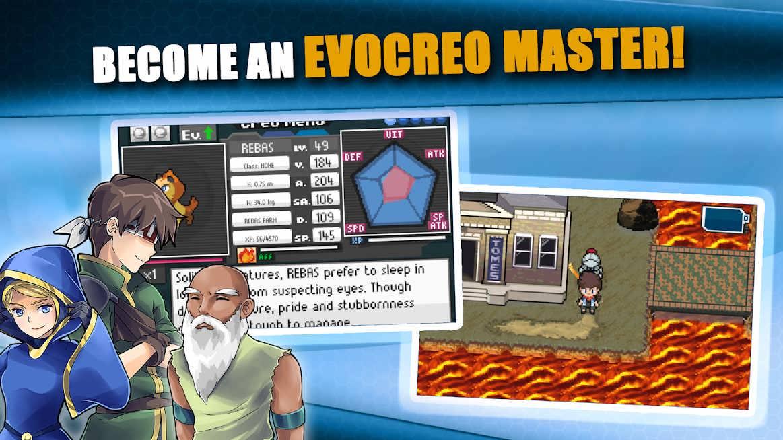 دانلود EvoCreo 1.9.5 – بازی نقش آفرینی فرا زمینی ها اندروید