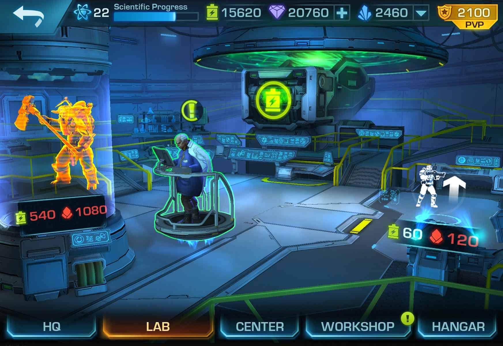 دانلود Evolution 2: Battle for Utopia 0.534.74534 – بازی اکشن تکامل تدریجی ۲ اندروید
