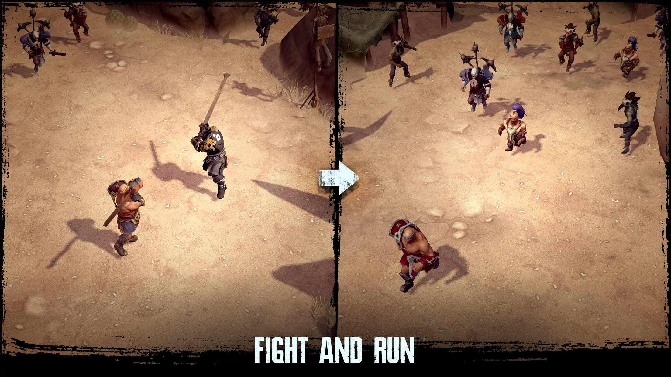 دانلود Exile Survival 0.43.1.2431 – بازی بقا در دنیای تبعید شدگان اندروید