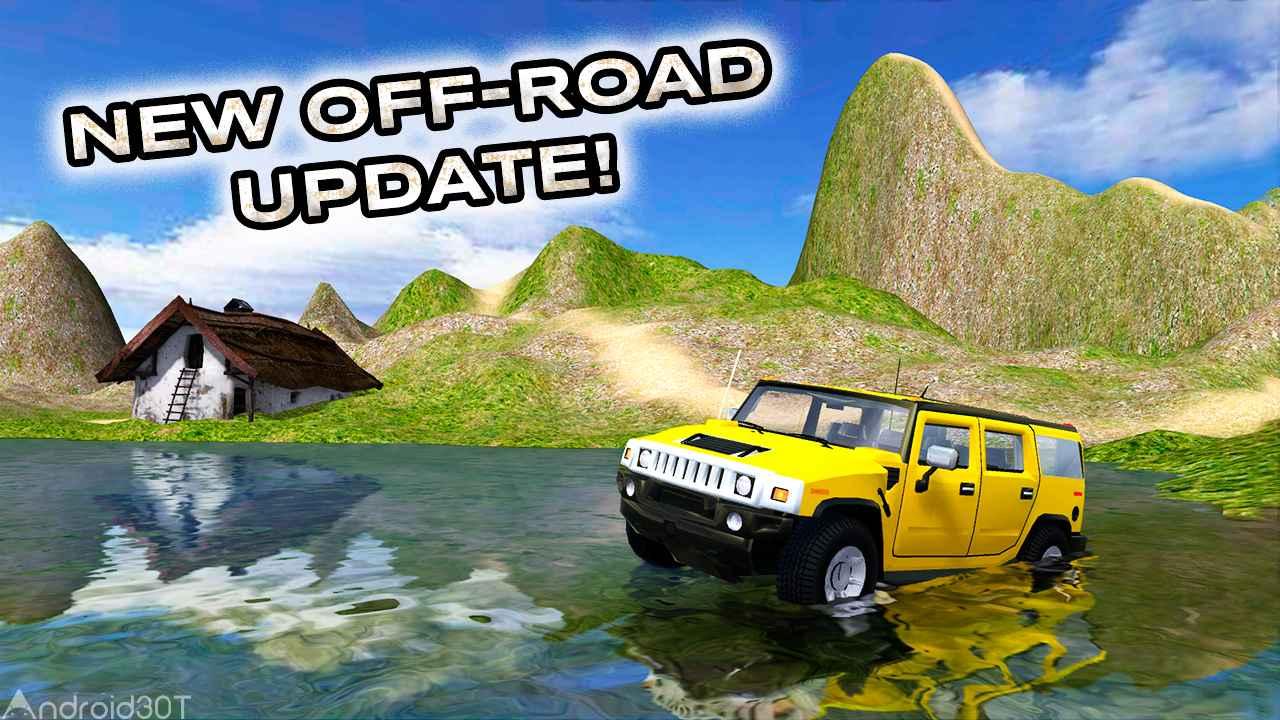 دانلود Extreme Car Driving Simulator 5.1.9 – بازی عالی رانندگی در شهر برای اندروید