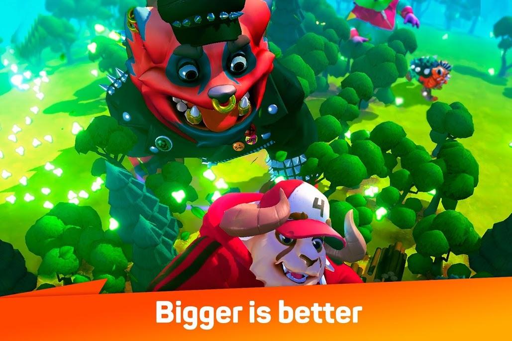 دانلود 1.1.1 Monsters with Attitude: Online Smash – بازی اکشن هیولاها اندروید