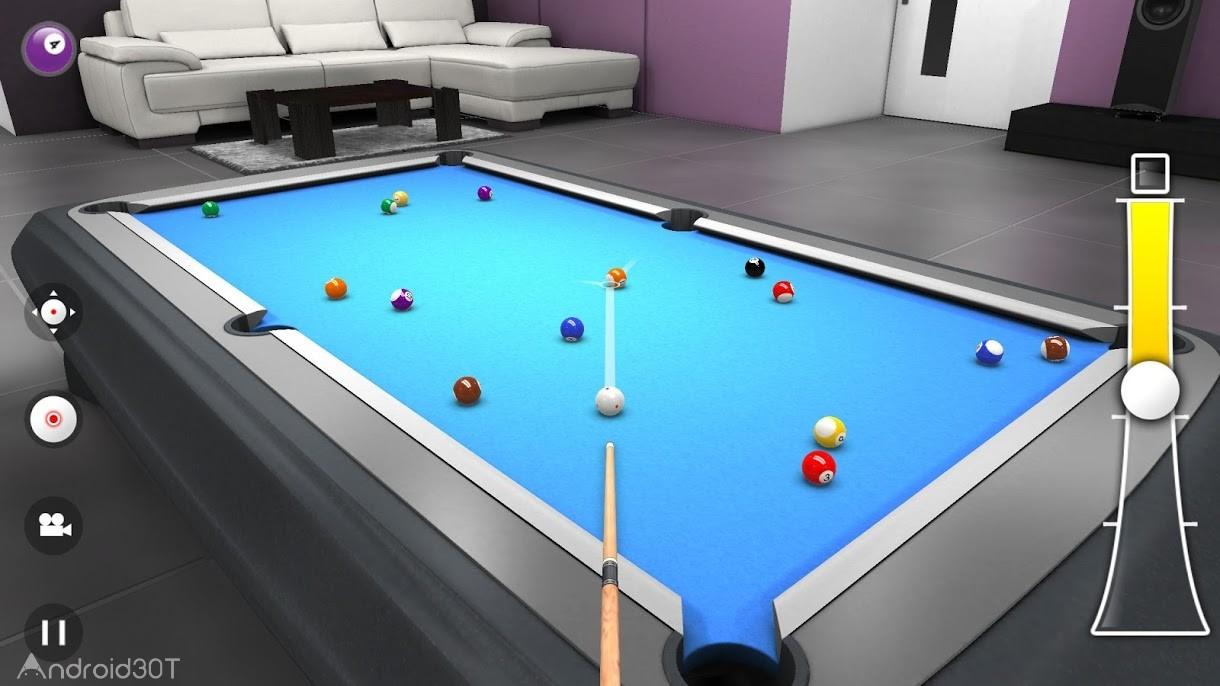 دانلود Pool Billiards 3D 1.2 – بازی ورزش بیلیارد برای اندروید
