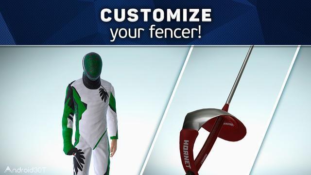 دانلود FIE Swordplay 2.65.9468 – بازی ورزشی شمشیر بازی اندروید