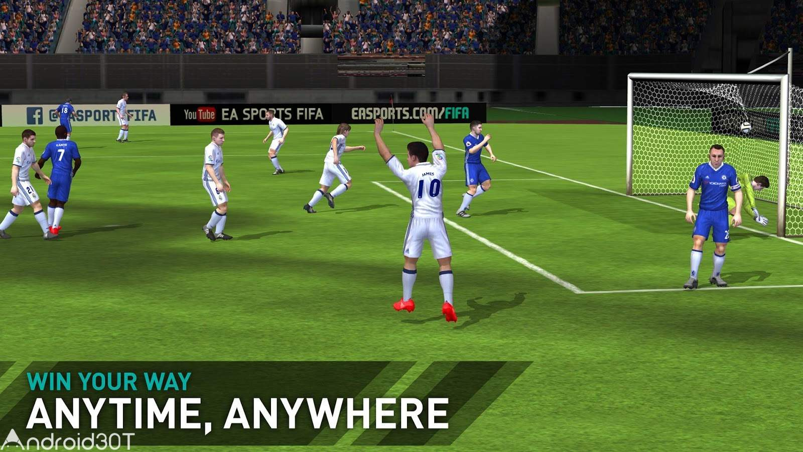 دانلود FIFA Mobile Soccer 13.1.06 – بازی فوتبال فیفا موبایل اندروید