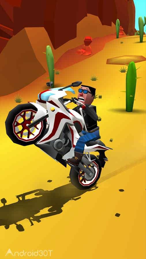 دانلود Faily Rider 10.44 – بازی موتورسواری فیلی برای اندروید