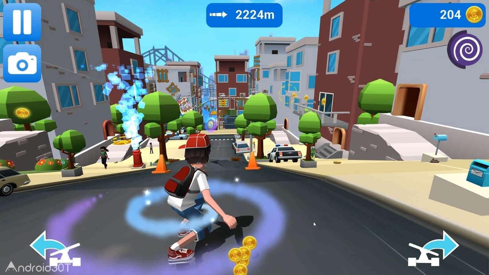 دانلود Faily Skater3.2 – بازی مهیج اسکیت سواری فیلی اندروید