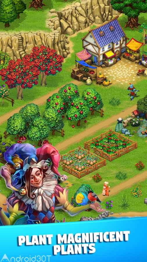 دانلود Fairy Kingdom: World of Magic 3.2.5 – بازی استراتژیک پادشاهی پریان اندروید