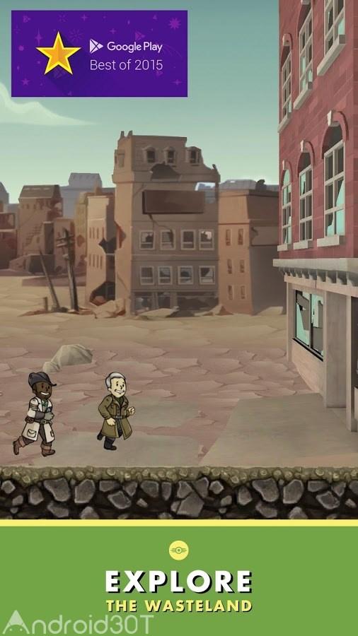 دانلود Fallout Shelter 1.14.5 – بازی فالوت شلتر اندروید