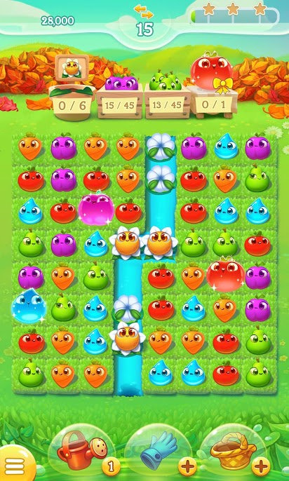 دانلود Farm Heroes Super Saga 1.47.1 – بازی پازلی میوه های مشابه برای اندروید