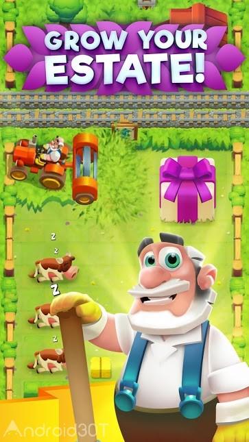 دانلود Farm On 1.2.4 – بازی مزرعه داری جدید برای اندروید