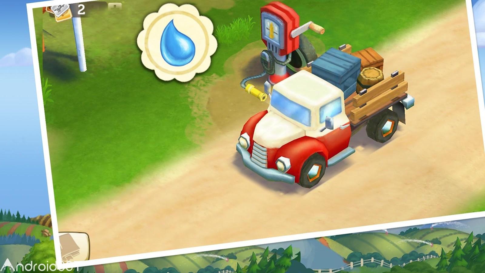 دانلود FarmVille 2: Country Escape 14.3.5072- بازی مزرعه داری اندروید