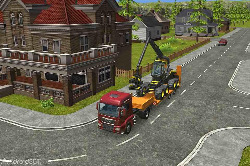 دانلود Farming Simulator 16 v1.1.2.6 – بازی شبیه ساز کشاورزی ۲۰۱۶ اندروید